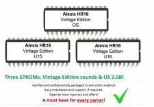 Alesis HR16 / HR16B - Soundchip Upgrade Vintage Edition kit incl. Firmware 2.0