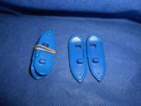 Playmobil 2 Paar Schneeschuhe blau Eskimo unbespielt top