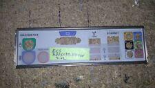 Panneau shield i/o ECS MCP61PM-HM REV 2.02 plaque arriere