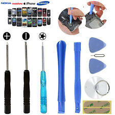 Mobile Phone Opening Tool Kit Screwdriver 10 in 1 set for Repair iPhone 7, 8, X
