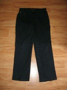 BRAX Carola Jeans Gr.38k dunkelblau Stretch sehr gut erhalten