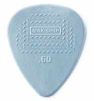 JIM DUNLOP 449P Nylon Max Grip 0,60mm Plektrum