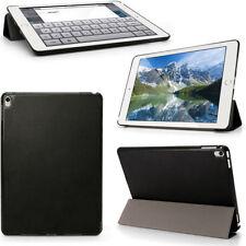 Carcasas, cubiertas y fundas negros, modelo iPad Pro 1.ª generación de piel para tablets e eBooks
