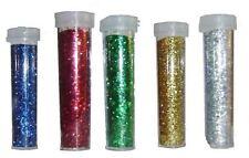 Agitatore glitter arte artigianato CARD VASI SCUOLA DECOR TUBI Xmas PAC NAIL estintore