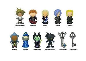 Kingdom Hearts 3D Collectible Key Ring Keychain S2 Accessory Blind Bag MG80165