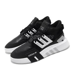 adidas Originals EQT Bask ADV V2 Black Silver White Men Lifestyle Shoes FW4253