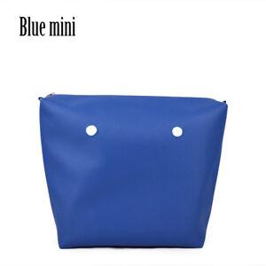 PU Inner Lining Zipper Pocket for Obag Classic Mini Lining Insert for O BAG