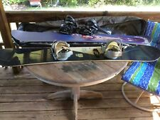 *Wow* Two Snowboards One Ride Decade Series 156 and One Shaun Palmer Snowboard