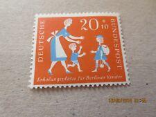 1957 BUND MNR 251II ** postfrisch (Mädchen mit Schnuller) Prüfgarantie 100,- €