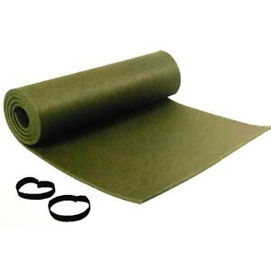 TACTICAL FORCE XPE MILITARY LIGHTWEIGHT INSULATED SLEEPING MAT 180X60X1CM 320G