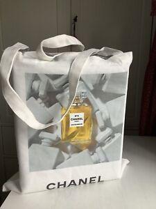 Chanel No 5 Factory Bag Tote Accessory Fall 2021 New LTD VIP