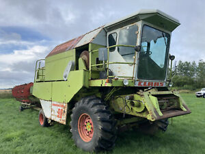 Claas Dominator 96 Combine Harvester Mercedes OM 352 Low Hour Tidy Harvest Ready