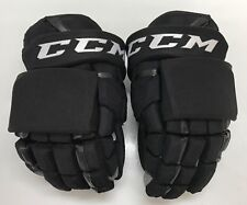 "CCM HG12 Pro Stock Hockey Gloves 14"" LA Kings 6171"