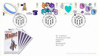 15 MARCH 2005 MAGIC CIRCLE CENTENARY ROYAL MAIL FIRST DAY COVER LONDON NW1 SHS c