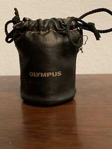 Olympus IS/L Lens 52mm C-180 H.Q. Converter 1.7x/ Japan With Leather Case & Caps