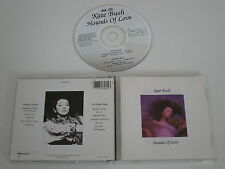 KATE BUSH/HOUNDS OF LOVE(EMI CDP7 46164 2) CD ÁLBUM