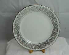 "Winterling Bavaria Schwarzenbach WIG 26 7 3/4"" Salad Plate Platinum Trim EUC"