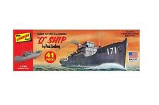 LINDBERG KITS 1:390  Q-SHIP SEA RAIDER LIN400-NEW