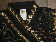 7 to 8 yr old boys bollywood achkan pyjama outfit traditional set Indian shape3