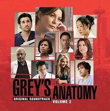 Grey's Anatomy, Vol. 2 by Original Soundtrack (CD, Sep-2006, Hollywood)