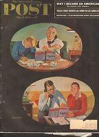 MAY 7 1960 SATURDAY EVENING POST - SEP vintage magazine ALGEBRA