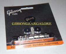 Gibson Les Paul Bridge ABR-1 Chrome Tune-o-matic Guitar Parts ES R9 HP R8 Custom