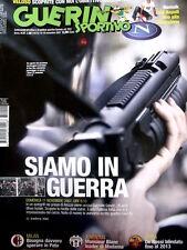 Guerin Sportivo 46 2007 Morte di Gabriele Sandri proteste curve  [GS.33]