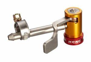 KCNC Road MTB Cycling Bike Presta Pump Valve Head Connector for Air Compressor