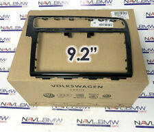 VW Golf MK7 7.5 MIB Discover 2.5 ABT HIGH 9.2 Inch Display Frame for EU USA LHD