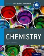 Oxford IB Diploma Program Chemistry: Course Companion, Neuss, Geoffrey, Good Boo