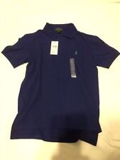 Ralph Lauren Boys' Logo Collared T-Shirts, Tops & Shirts (2-16 Years)
