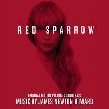 JAMES NEWTON HOWARD - RED SPARROW/OST   CD NEW+