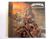 HELLOWEEN WALLS OF JERICHO LP 2015 U.K. IMPORT SEALED GERMAN POWER METAL