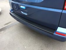 VW T6 Transporter Bumper Protective Strip - Carbon Fibre TAILGATE ONLY