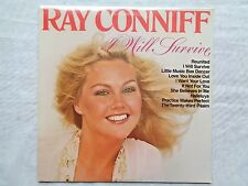 Ray Conniff I Will Survive 1979 Columbia PC-36255 1st Press Still Sealed MINT!