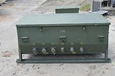 Technical Services Laboratory Mdl 1090-400 Power Distribution NSN:6110-01-236-58