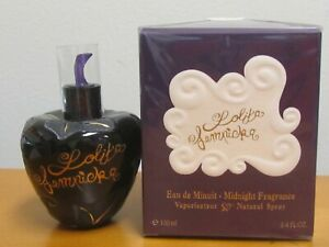 Lolita Lempicka Midnight Fragrance Perfume Women 3.4 oz Eau De Minuit Spray