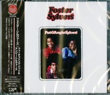 FOSTER SYLVERS-FOSTER SYLVERS FEATURING PAT & ANGIE SYLVERS-JAPAN CD D86