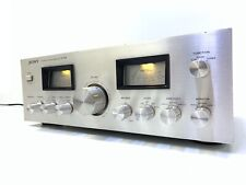 SONY TA-F4A Integrated Stereo Amplifier 80Watts RMS Vintage 1979 Hi Fi Good Look