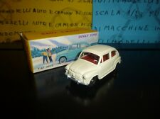 1/43 DINKY TOYS - DEA DE AGOSTINI - FIAT 600 D N520 crema cream creme