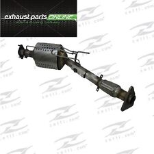 DIESEL PARTICULATE FILTER DPF NISSAN X-TRAIL T31 M9RC, M9RD ENG -ZETTI EMISSIONS