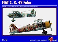 Articoli di modellismo statico aerei militanti fiat , Scala 1:72