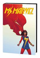 Marvel Comics MS MARVEL OMNIBUS Volume #1 Hard Cover NEW! (2016) 488 pages