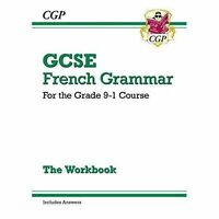 GCSE French Grammar Workbook - for the Grade 9-1 Course (includes Answers) - NEW