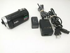 Sony HDR-CX455 Full HD Handycam Camcorder with 8GB Internal Memory WORKS
