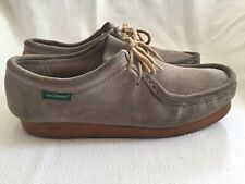 Ben Sherman Wallabee Shoes Sand Suede Style -  Men's Size 7.5 M