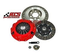 ACS STAGE 2 CLUTCH KIT+CHROMOLY LIGHT FLYWHEEL 86-88 MAZDA RX7 RX-7 TURBO 1.3L