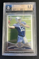 Topps Chrome Andrew Luck RC BGS 9.5 , 10 And 3 - 9.5 Rookie Card - 2012 Football