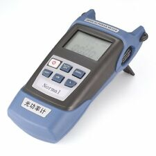 Handheld FTTH Fiber Optic Optical Power Meter Cable Tester Network -70~+20dBm PA