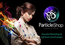 Corel ParticleShop - Brush Plugin for PhotoShop, CorelDraw & More! Download Key